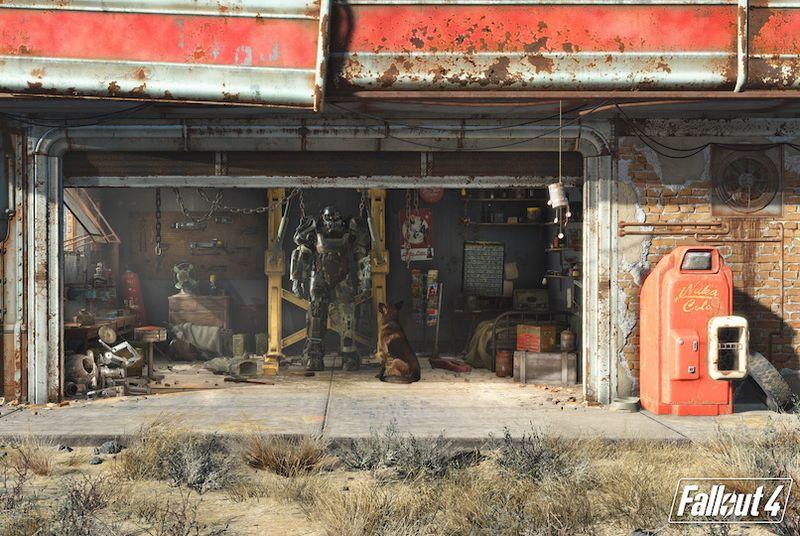 Анонсирован Fallout 4! Xbox One, PS 4, ПК - 1