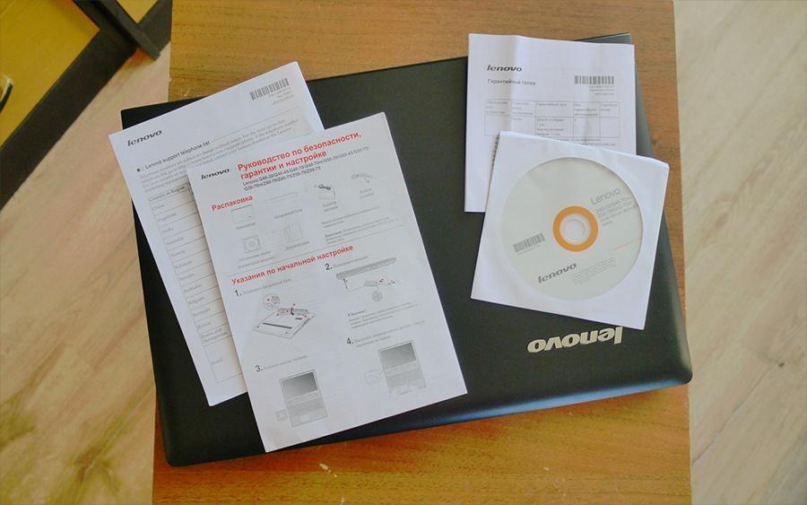 Олдскул: обзор ноутбука Lenovo Z5070 - 3