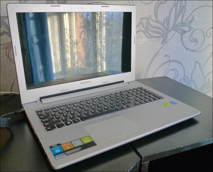Олдскул: обзор ноутбука Lenovo Z5070 - 1
