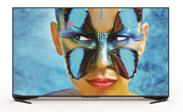 Sharp Aquos 4K Ultra HD TV Android TV