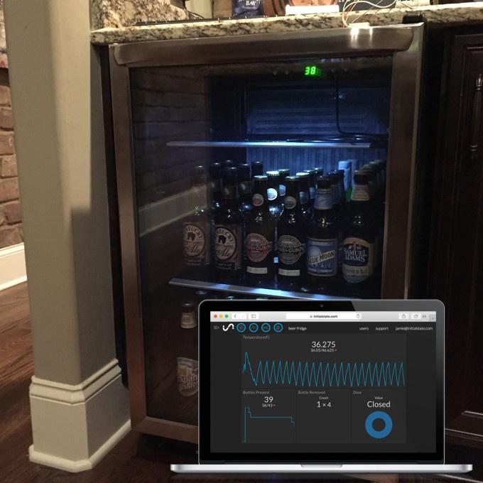 Холодильник для пива на основе Raspberry Pi 2 - 1