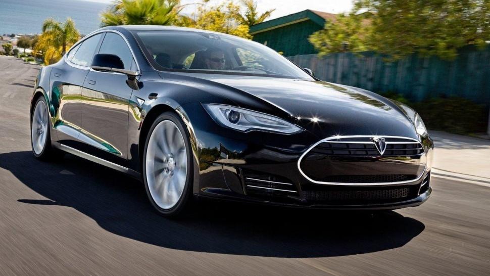 Электромобили Model III будут стоить $35000 - 1