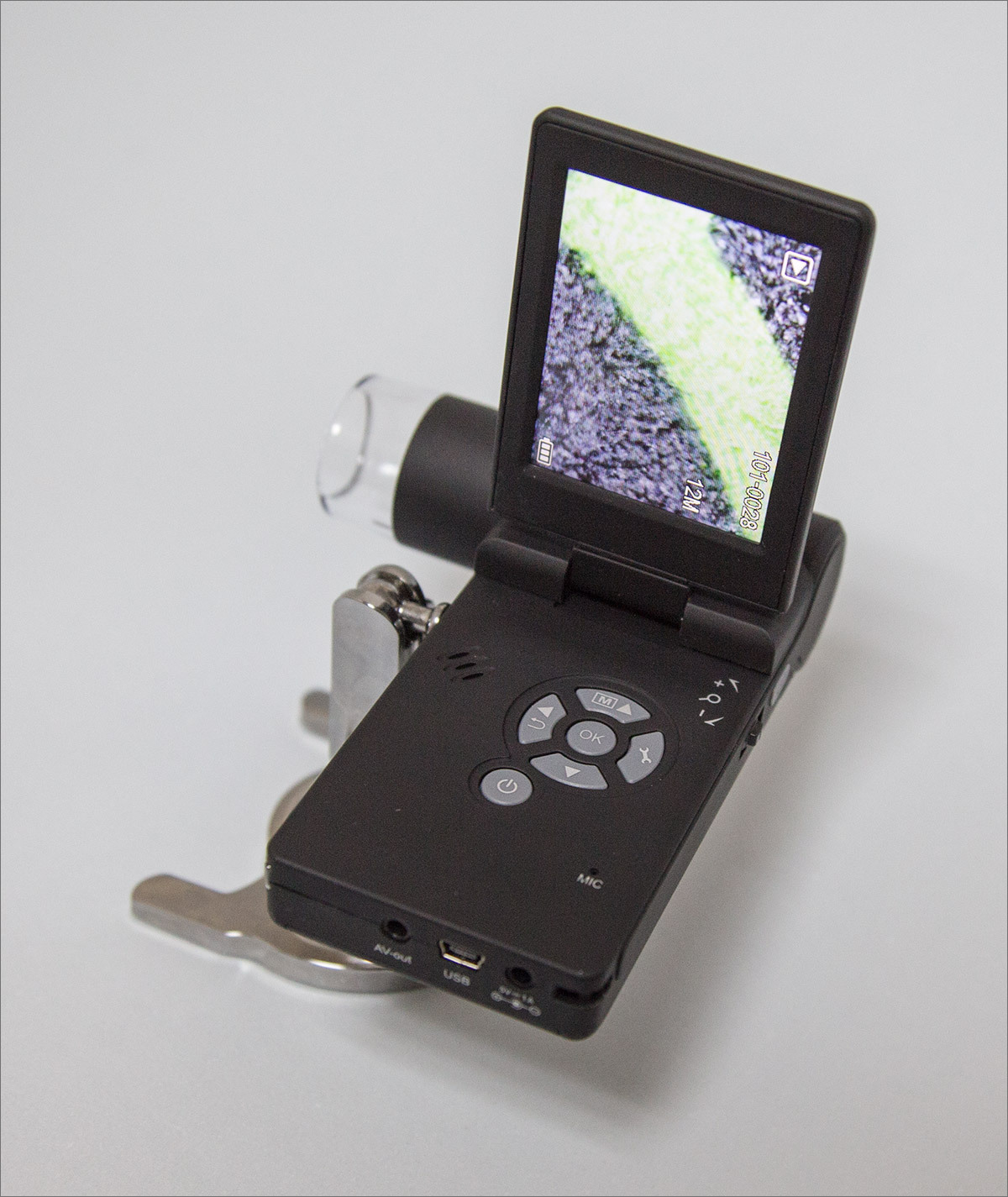 Портативный микроскоп на службе у гика - 1