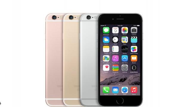 Смартфон Apple iPhone 6S получит сенсорный дисплей с поддержкой Force Touch
