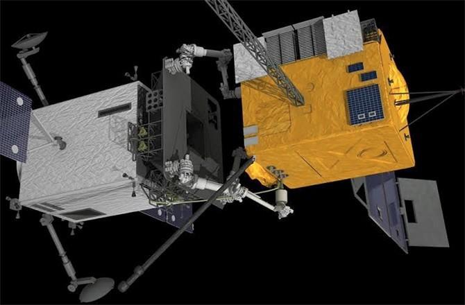 NASA готово к постройке орбитальной станции для ремонта и заправки спутников - 1