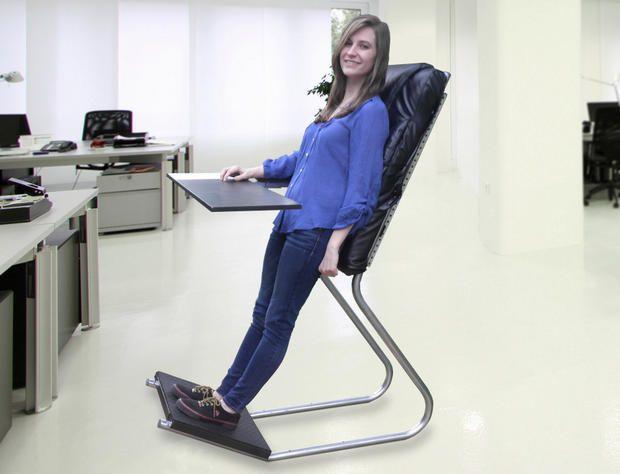 Кресло LeanChair для работы стоя под углом - 1