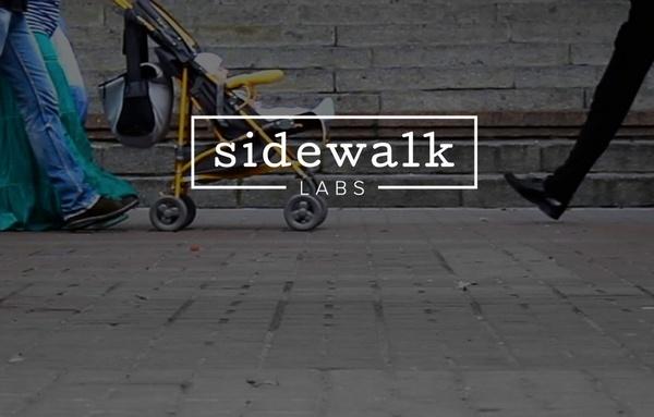 Google Sidewalk Labs Intersection