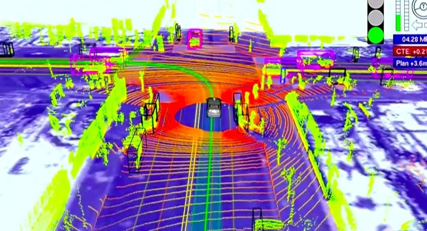 Беспилотные машины Google выехали на улицы Маунтин-Вью - 2