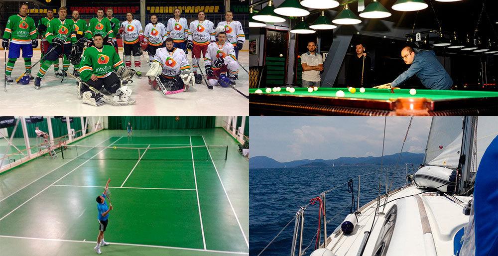 Спортивная культура в IT-компаниях - 1