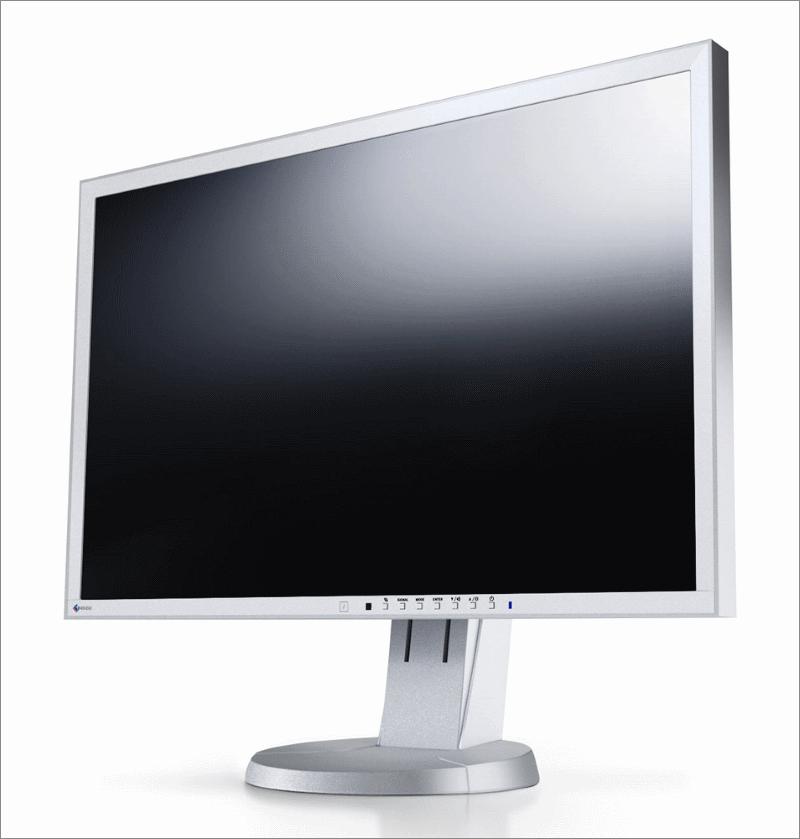 Обзор монитора EIZO FlexScan EV2436WFS-GY - 1