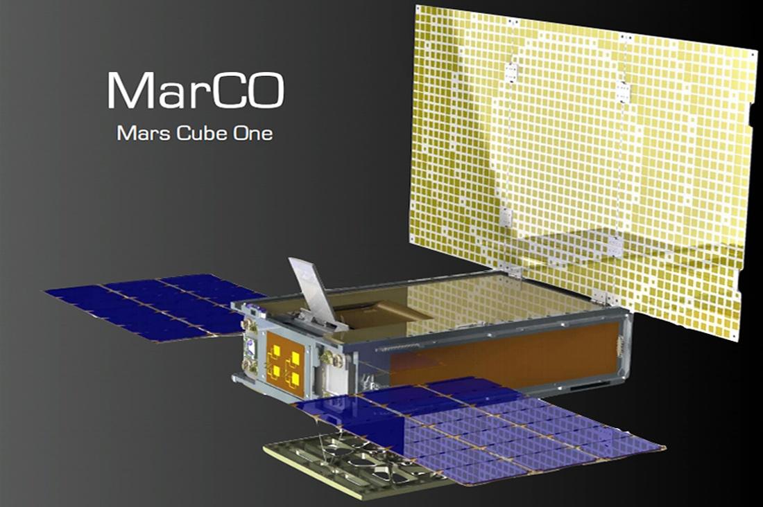 NASA готовит наноспутники на Марс - 1