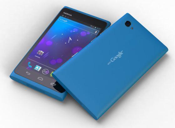 Nokia Android Foxconn