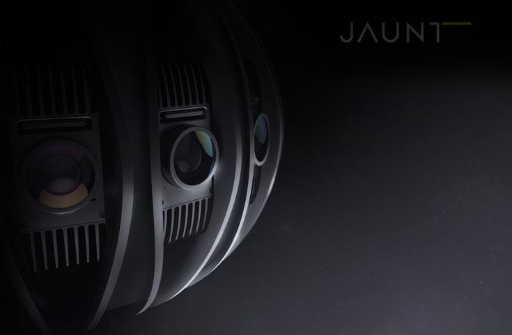 Первая модель NEO будет доступна партнерам Jaunt, начиная с августа
