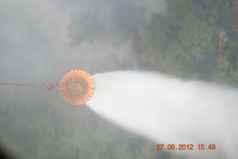 Вертолётные системы для тушения лесных пожаров - 6
