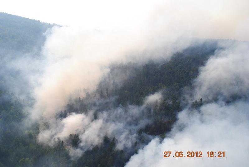 Вертолётные системы для тушения лесных пожаров - 7