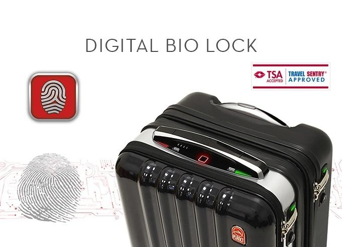 Space Case 1: универсальный hi-tech чемодан для гика - 2
