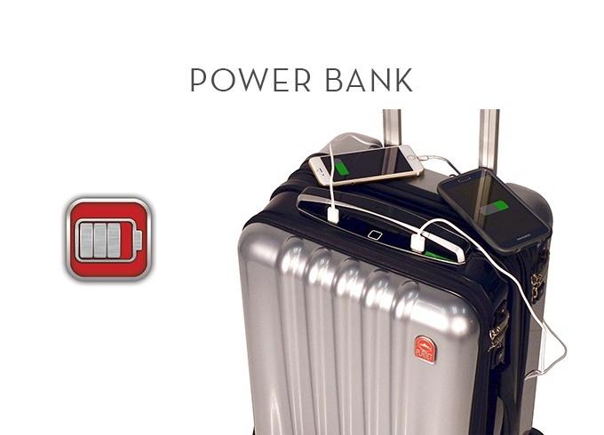 Space Case 1: универсальный hi-tech чемодан для гика - 5