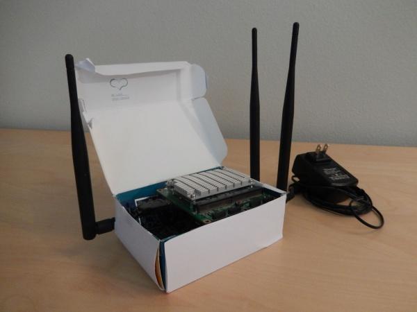 Хакер разрабатывает роутер для анонимного удалённого доступа в интернет - 1