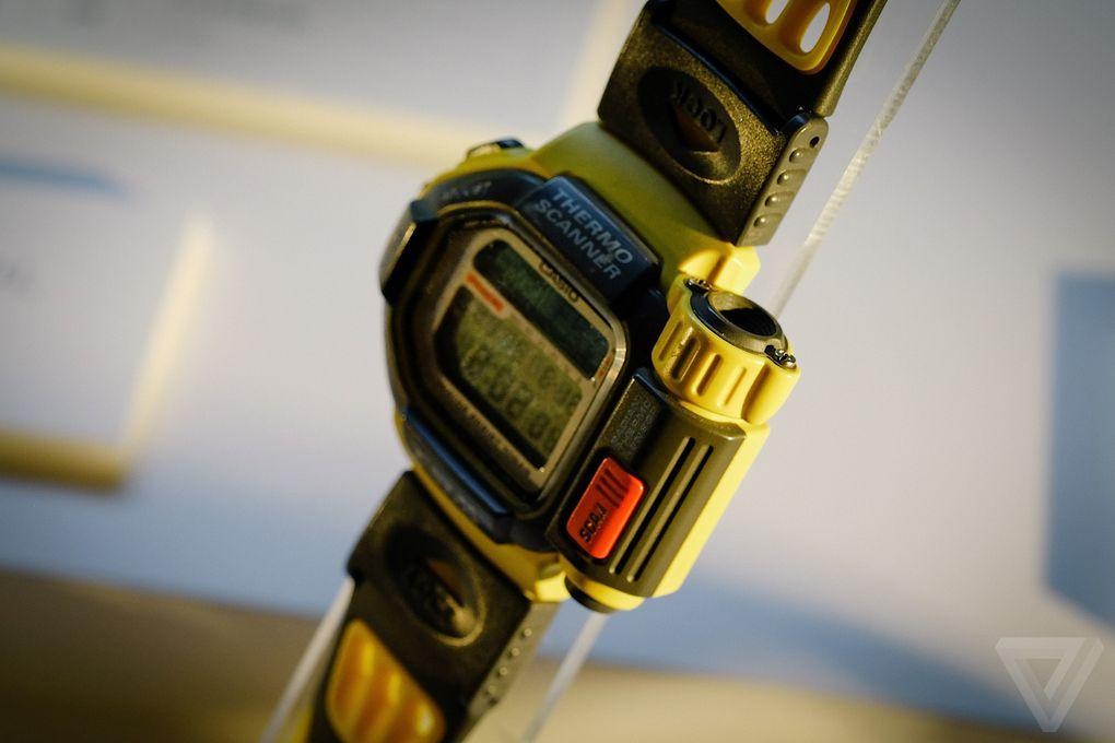 Назад в будущее. Умные часы от Casio из 90-х - 10
