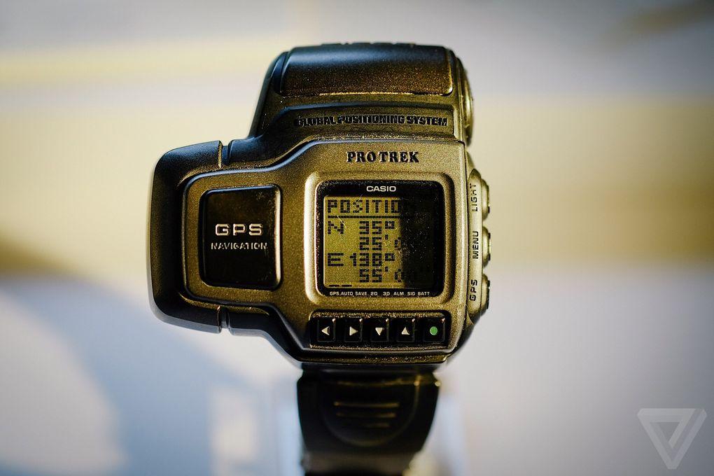 Назад в будущее. Умные часы от Casio из 90-х - 14