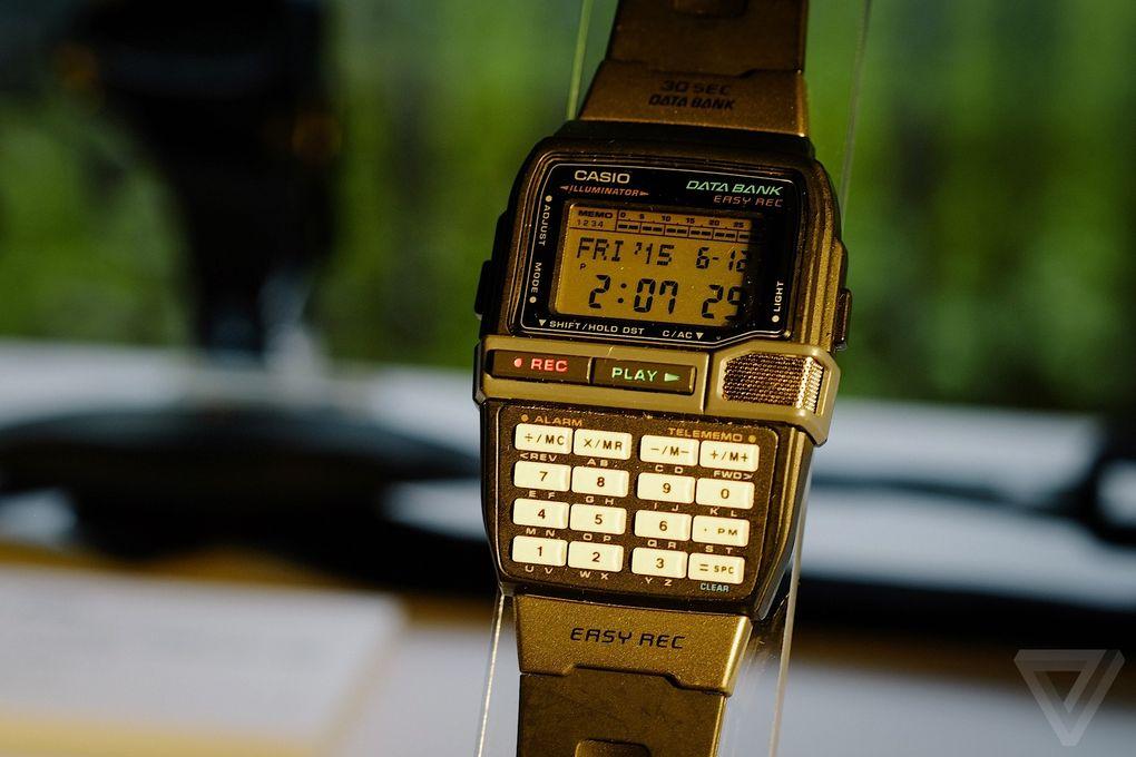 Назад в будущее. Умные часы от Casio из 90-х - 15