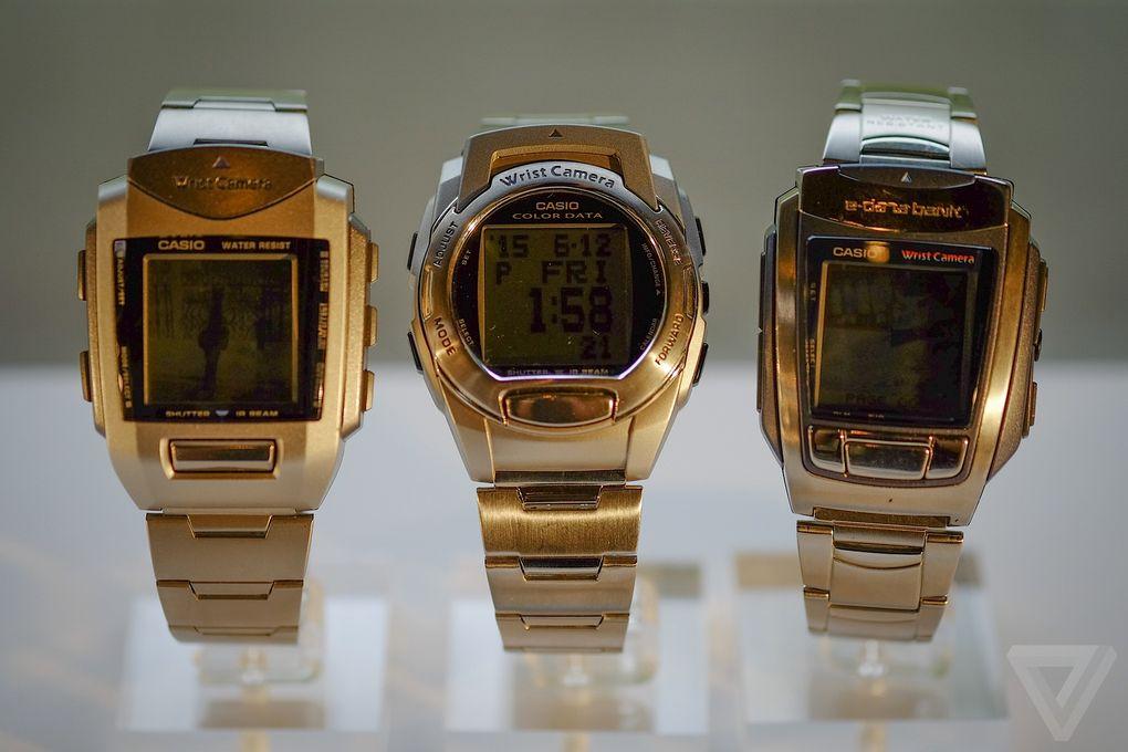Назад в будущее. Умные часы от Casio из 90-х - 18