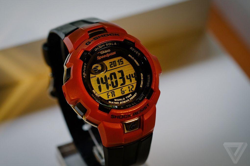 Назад в будущее. Умные часы от Casio из 90-х - 19