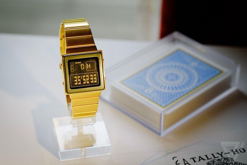 Назад в будущее. Умные часы от Casio из 90-х - 20