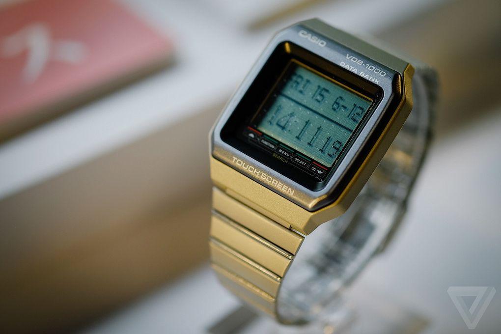 Назад в будущее. Умные часы от Casio из 90-х - 3
