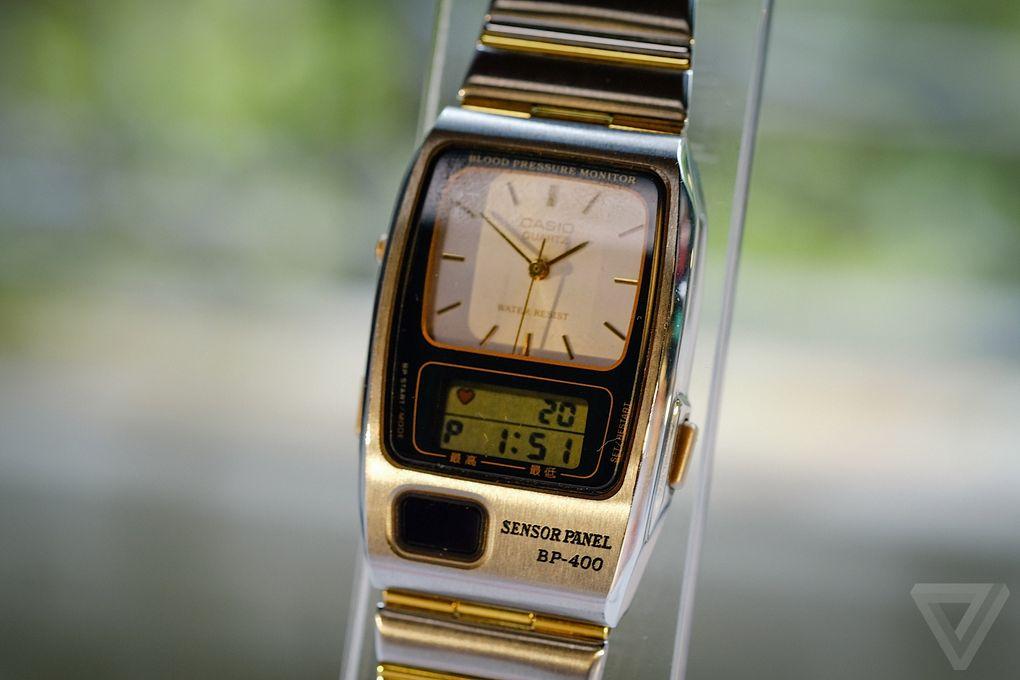 Назад в будущее. Умные часы от Casio из 90-х - 5