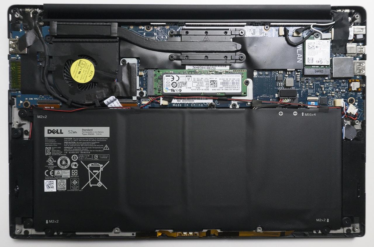 Новый Dell XPS 13: Как уменьшить 13-дюймовый ноутбук с пользой для дела? - 8