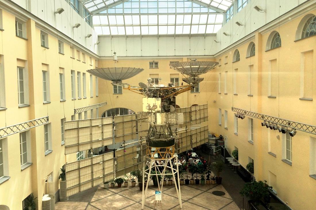Санкт-Петербург космический - 1