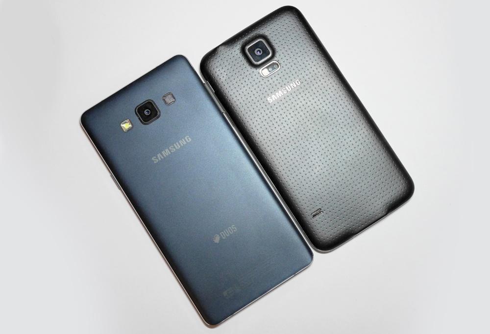 Samsung Galaxy A7: металлический смартфон повышенной изящности - 2
