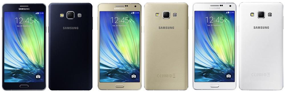 Samsung Galaxy A7: металлический смартфон повышенной изящности - 1