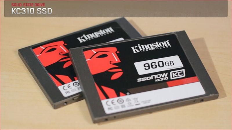 [Тестирование] Твердотельный накопитель Kingston KC310 емкостью 960 гигабайт - 1