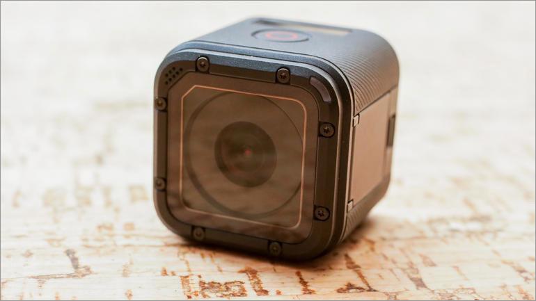 Новая GoPro Hero 4 Sessions - 2