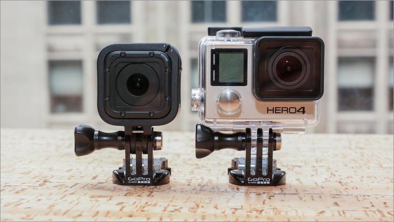 Новая GoPro Hero 4 Sessions - 7