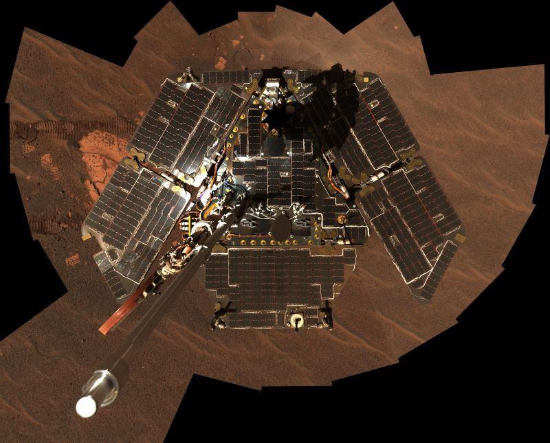 11 лет путешествий марсохода Opportunity за 8 минут: видео от NASA - 3