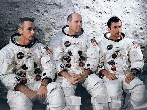 The Apollo 10 Prime Crew - GPN-2000-001163