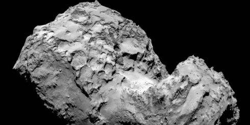 Комета Чурюмова Герасименко пригодна для жизни