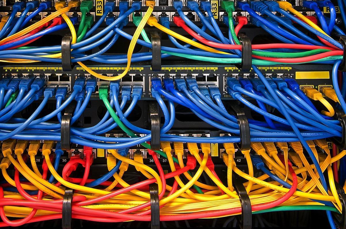 Медный вклад во всемирную сеть - 3