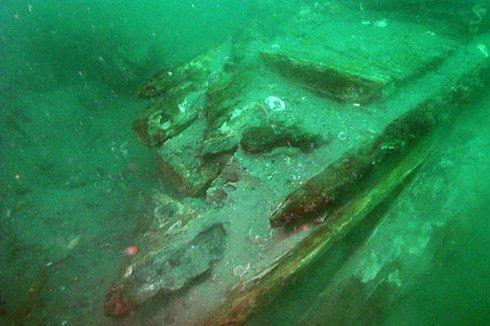 У берегов Японии нашли затонувший корабль внука Чингисхана