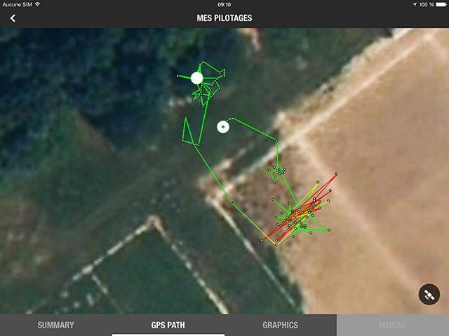 Игрушка для взрослых детей – обзор Parrot Bebop Drone - 14