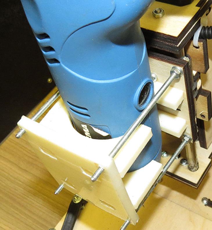 Простой и недорогой 3-х осевой фрезерный станок с ЧПУ - 5