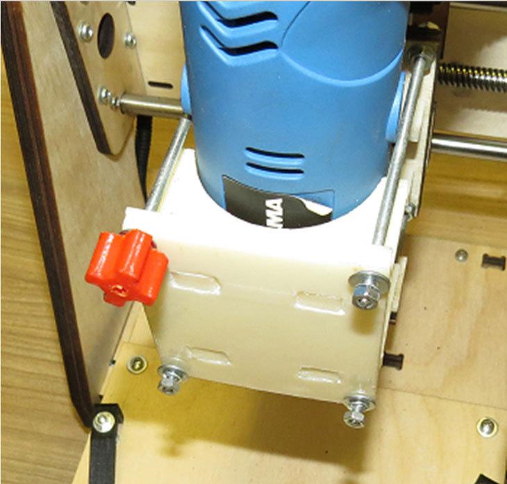 Простой и недорогой 3-х осевой фрезерный станок с ЧПУ - 6