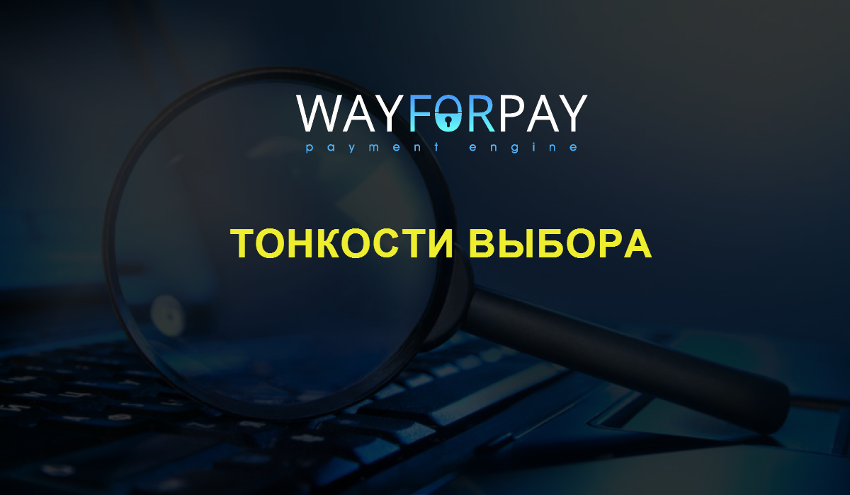 Тонкости выбора платежного агрегатора для подключения приема платежей на сайт - 1