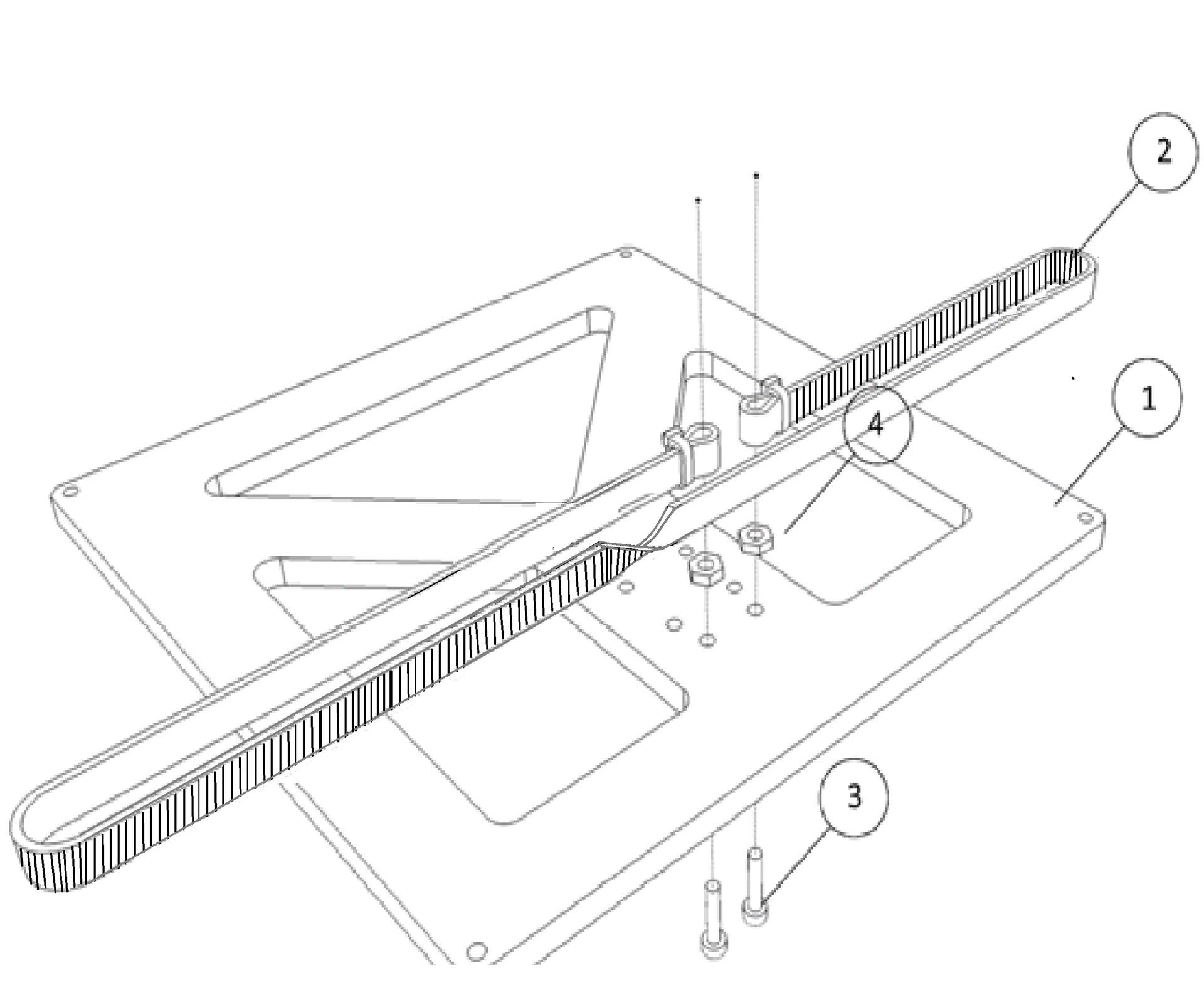 Инструкция по сборке 3D принтера Prism Uni(часть 1-механика) - 10
