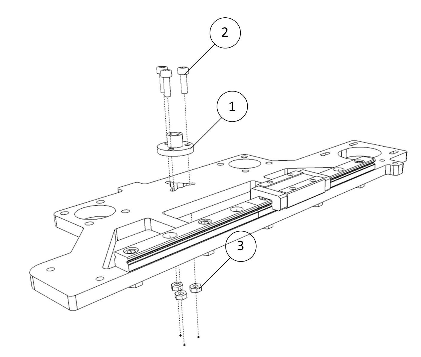Инструкция по сборке 3D принтера Prism Uni(часть 1-механика) - 2