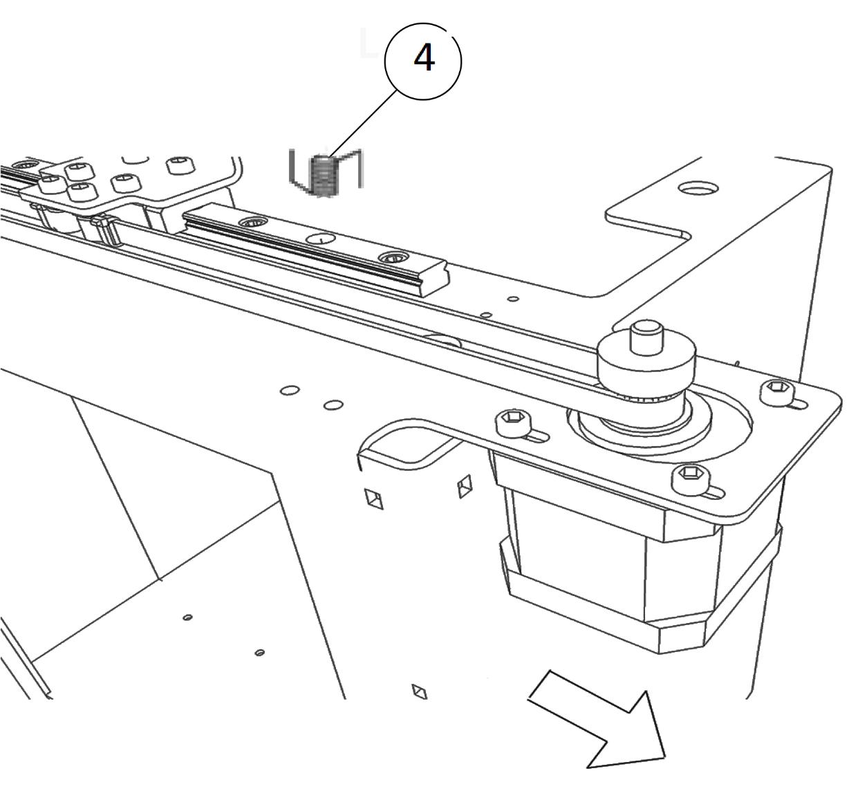 Инструкция по сборке 3D принтера Prism Uni(часть 1-механика) - 22