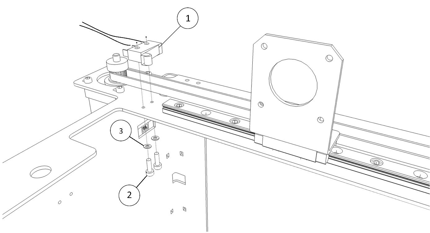 Инструкция по сборке 3D принтера Prism Uni(часть 1-механика) - 24